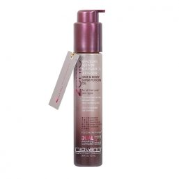 Giovanni - Keratin and Argan Hair and Body Super Potion Oil 53ml 01