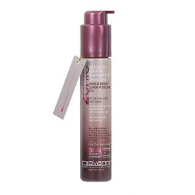 Image of Giovanni - Keratin and Argan Hair and Body Super Potion Oil 53ml by Love Thyself Australia