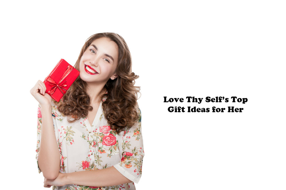 Love Thy Self's Top Gift Ideas for Her articel image by Love Thyself
