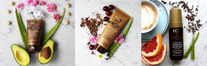 Eco Tanning Products