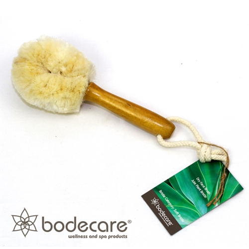 Image of Bodecare - Jute Dry Face Brush by Love Thyself Australia