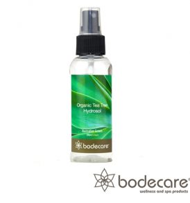 Image of Bodecare - Organic Tea Tree Hydrosol 100ml by Love Thyself Australia
