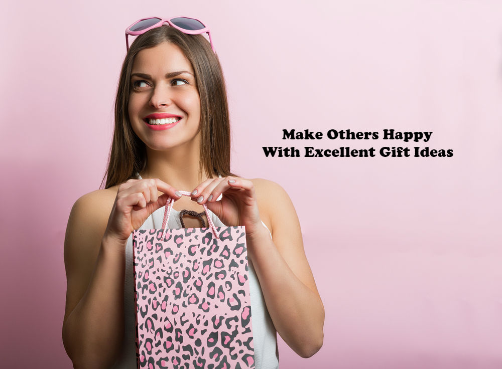Make Others Happy With Excellent Gift Ideas article image by Love Thyself