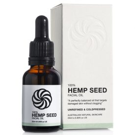 The Pure Oil Company - 100% Hemp Seed Facial Oil 25ml 01