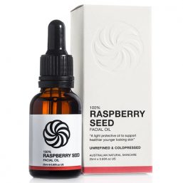 Image of The Pure Oil Company - 100% Raspberry Seed Facial Oil 25ml by Love Thyself Australia