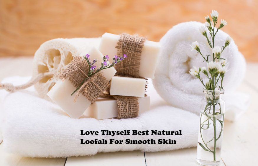 Love Thyself Best Natural Loofah For Smooth Skin
