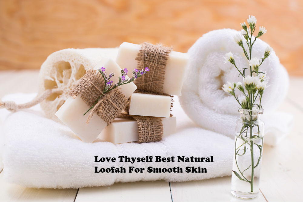 Love Thyself Best Natural Loofah For Smooth Skin article image by Love Thyself