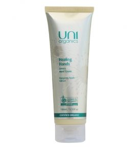 Image of Uni Organics – Healing Hands Luxury Hand Cream 100ml by Love Thyself Australia