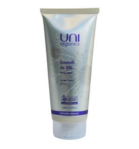 Image of Uni Organics – Smooth As Silk Body Lotion 200ml by Love Thyself Australia