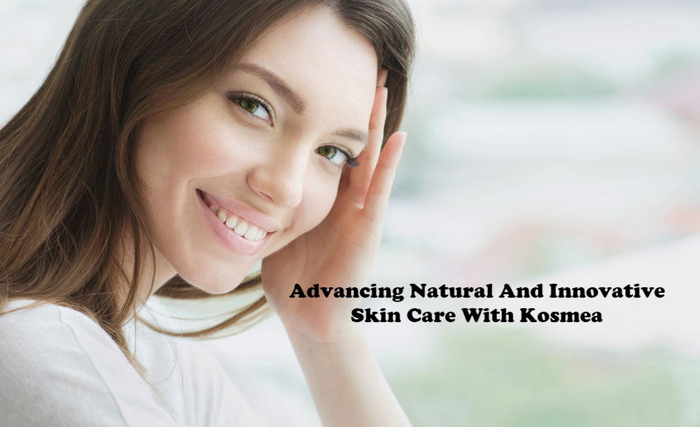Advancing Natural and Innovative Skin Care with Kosmea article image by Love Thyself