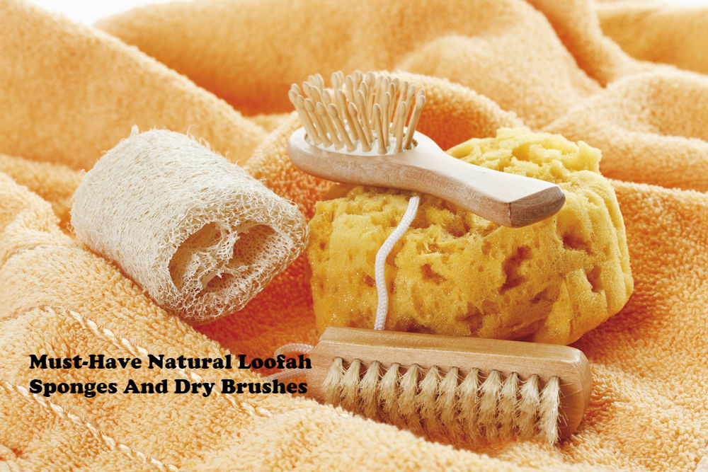 Must-Have Natural Loofah Sponges And Dry Brushes article image by Love Thyself Australia