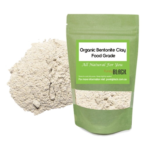 Image of Purely Black – Organic Bentonite Clay 50g by Love Thyself Australia