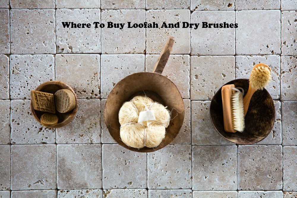 Where To Buy Loofah And Dry Brushes article image by Love Thyself