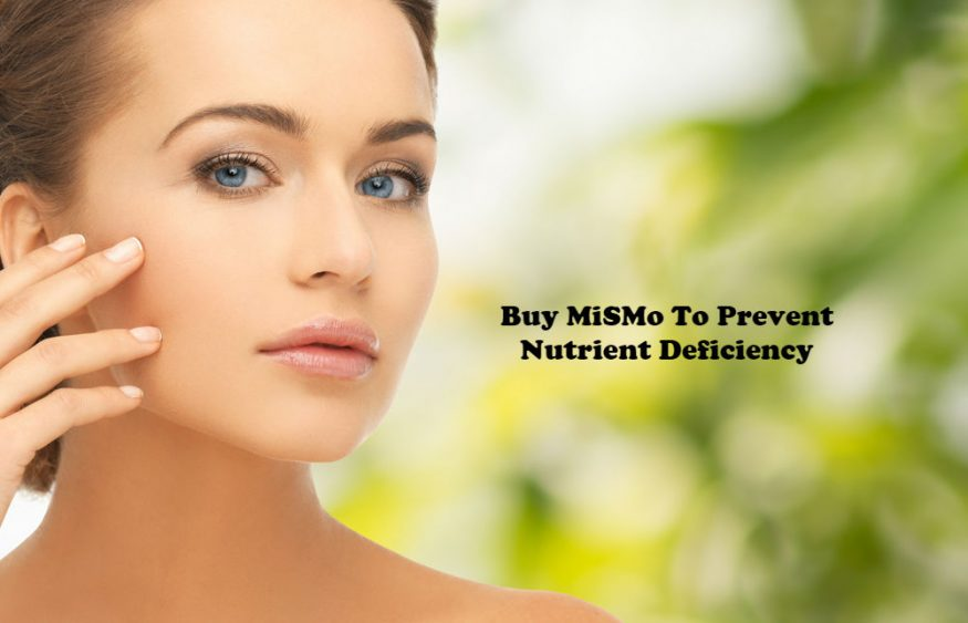 Buy MiSMo To Prevent Nutrient Deficiency