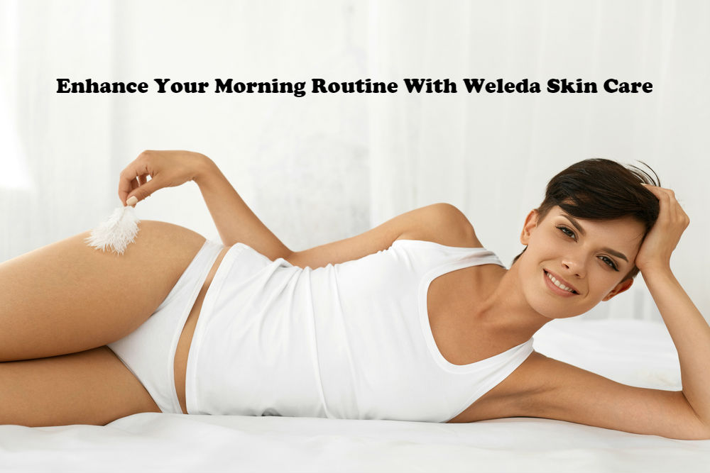 Enhance Your Morning Routine With Weleda Skin Care article image by Love Thyself
