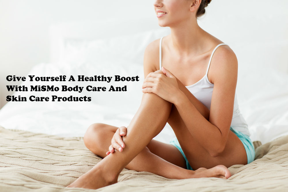 Give Yourself a Healthy Boost with MiSMo Body Care and Skin Care Products article image by Love Thyself