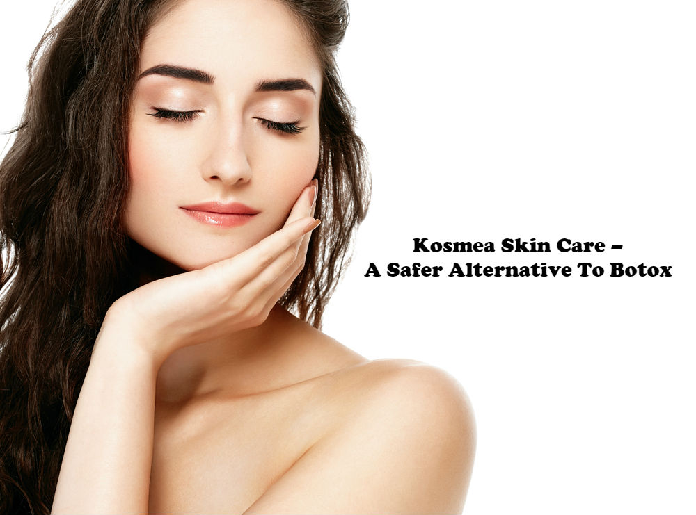 Kosmea Skin Care – A Safer Alternative To Botox article image by Love Thyself