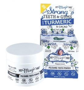 Image of My Magic Mud – Peppermint Tooth Powder 40g by Love Thyself Australia