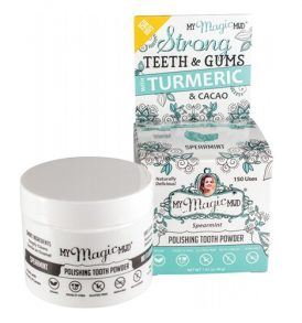 Image of My Magic Mud – Spearmint Tooth Powder 40g by Love Thyself Australia
