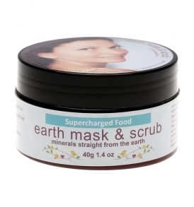 Image of Supercharged Food – Earth Mask & Scrub 40g by Love Thyself Australia