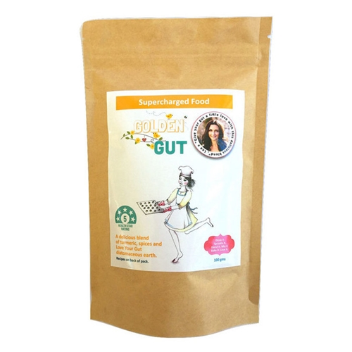 Image of Supercharged Food – Golden Gut Powder 100g by Love Thyself Australia