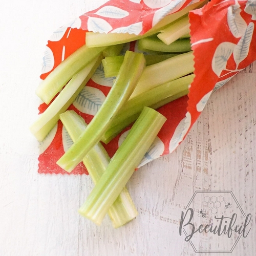 Beeutiful – Beeswax Food Wrap | 2 x Small article image by Love Thyself
