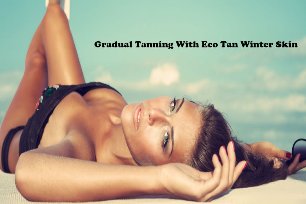 Gradual Tanning With Eco Tan Winter Skin article image by Love Thyself