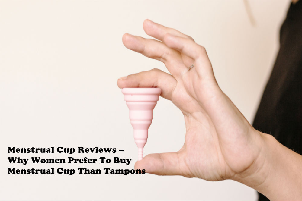 Menstrual Cup Reviews – Why Women Prefer To Buy Menstrual Cup Than Tampons article image by Love Thyself