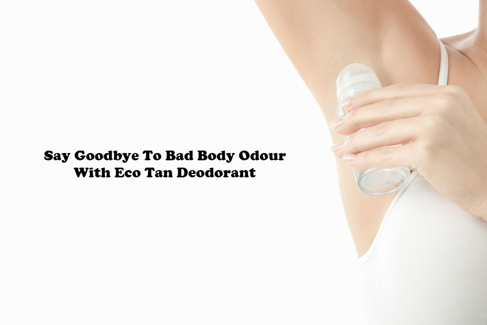 Say Goodbye To Bad Body Odour With Eco Tan Deodorant article image by Love Thyself