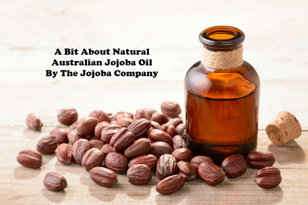 A Bit About Natural Australian Jojoba Oil By The Jojoba Company article image by Love Thyself