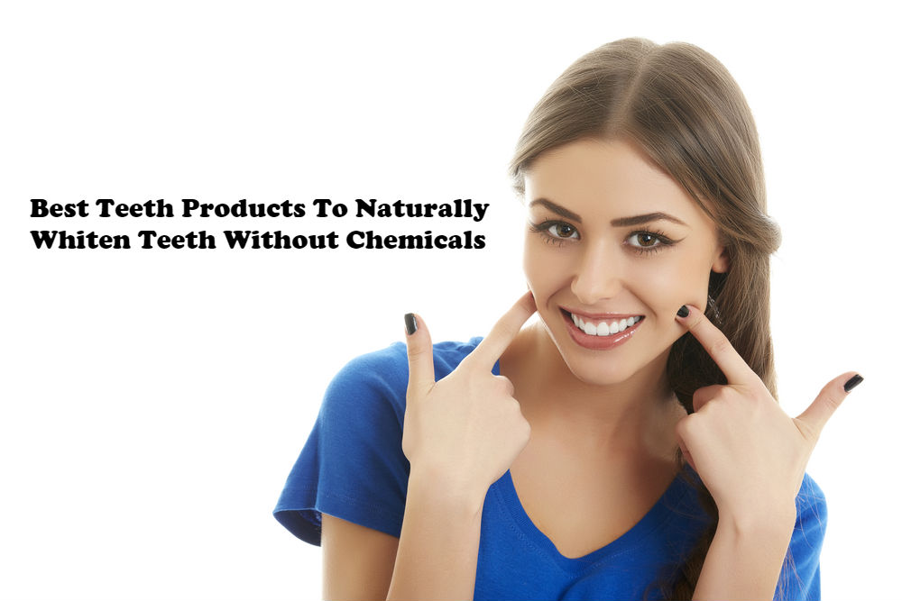 Best Teeth Products To Naturally Whiten Teeth Without Chemicals article image by Love Thyself