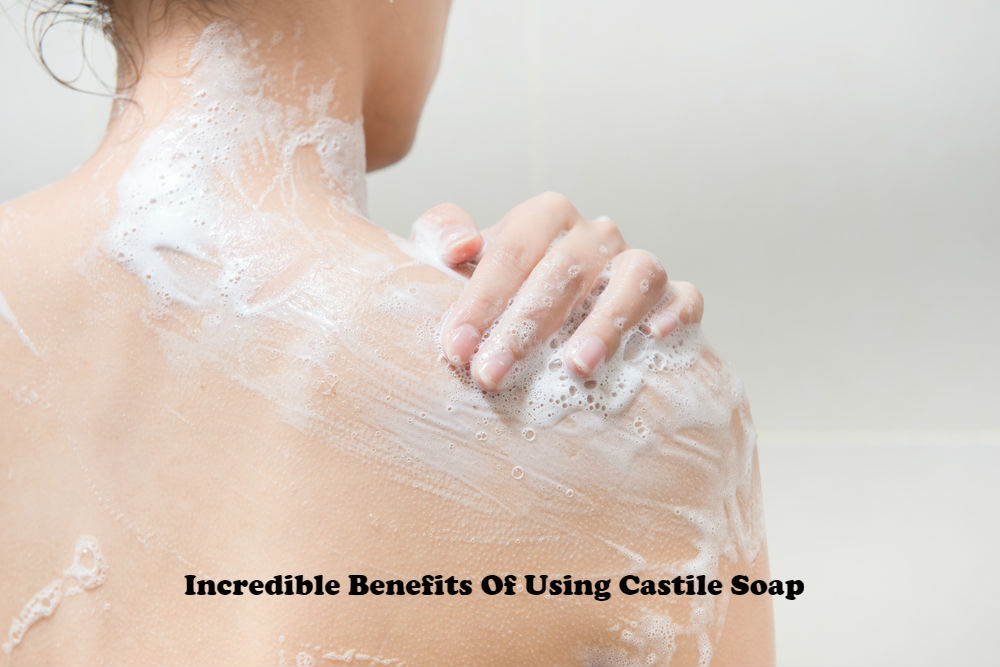 Incredible Benefits Of Using Castile Soap article image by Love Thyself