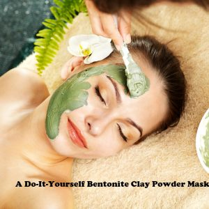 A Do-It-Yourself Bentonite Clay Powder Mask article image by Love Thyself