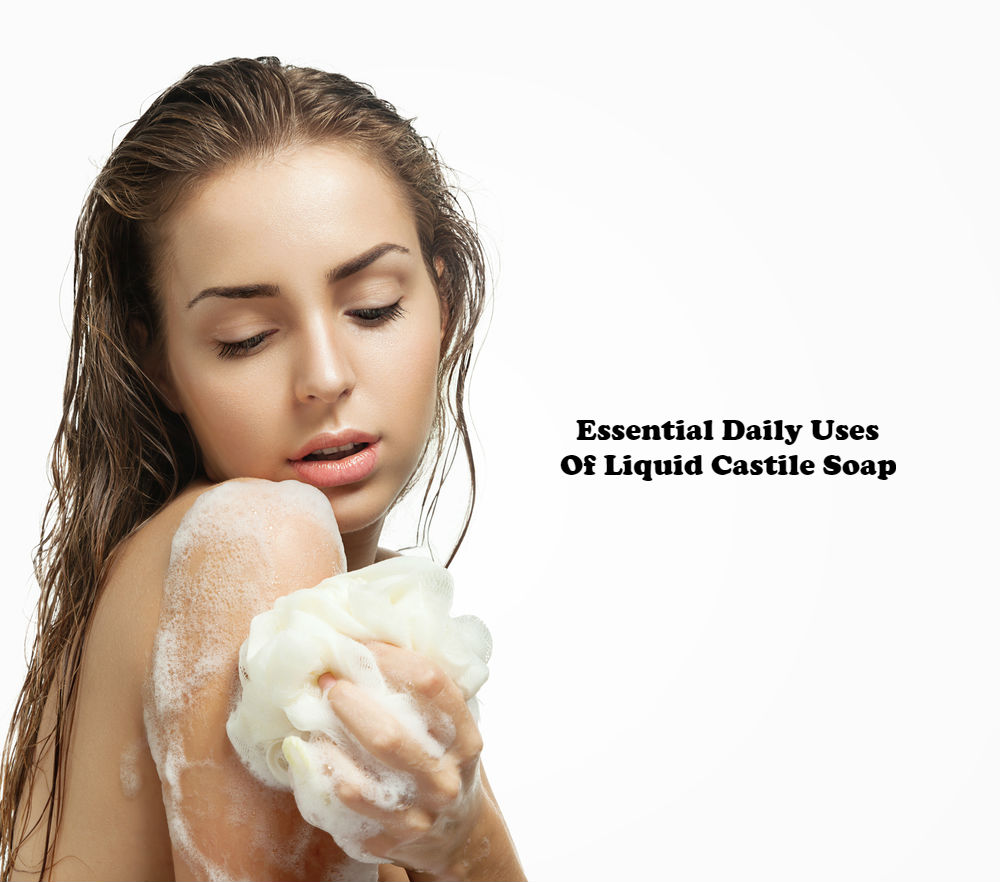 Essential Daily Uses of Liquid Castile Soap article image by Love Thyself