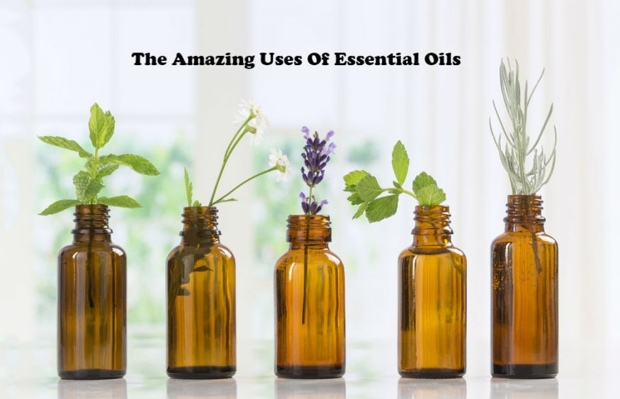 The Amazing Uses Of Essential Oils