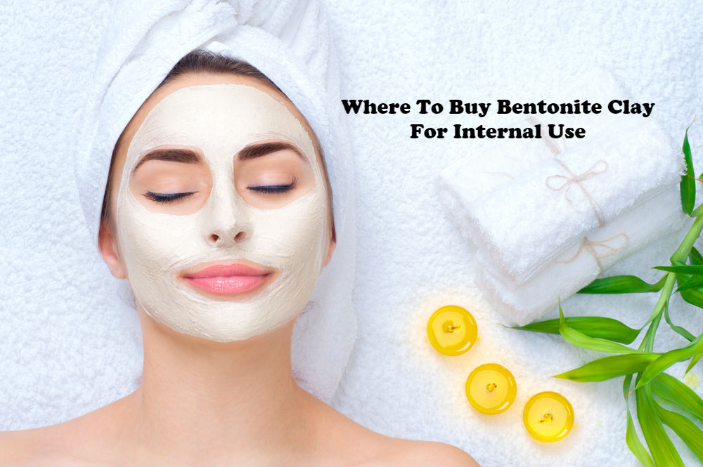 Where to Buy Bentonite Clay for Internal Use article image by Love Thyself