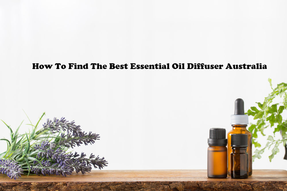 How to Find the Best Essential Oil Diffuser Australia article image by Love Thyself