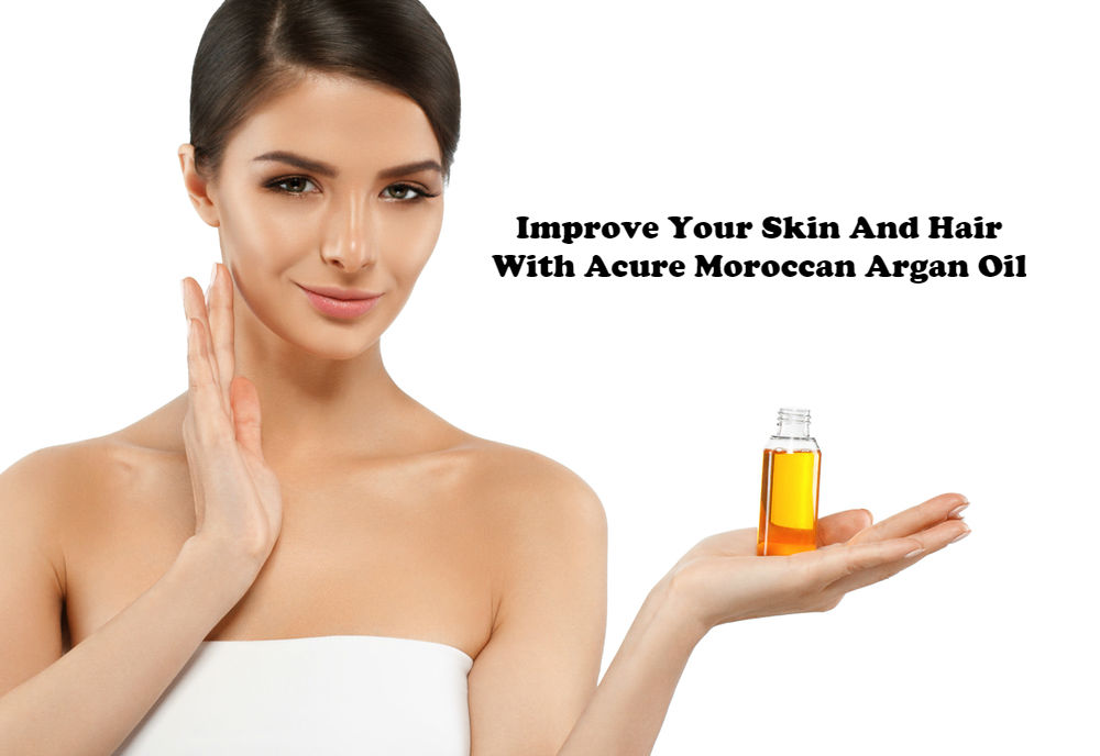 Improve Your Skin and Hair with Acure Moroccan Argan Oil article image by Love Thyself