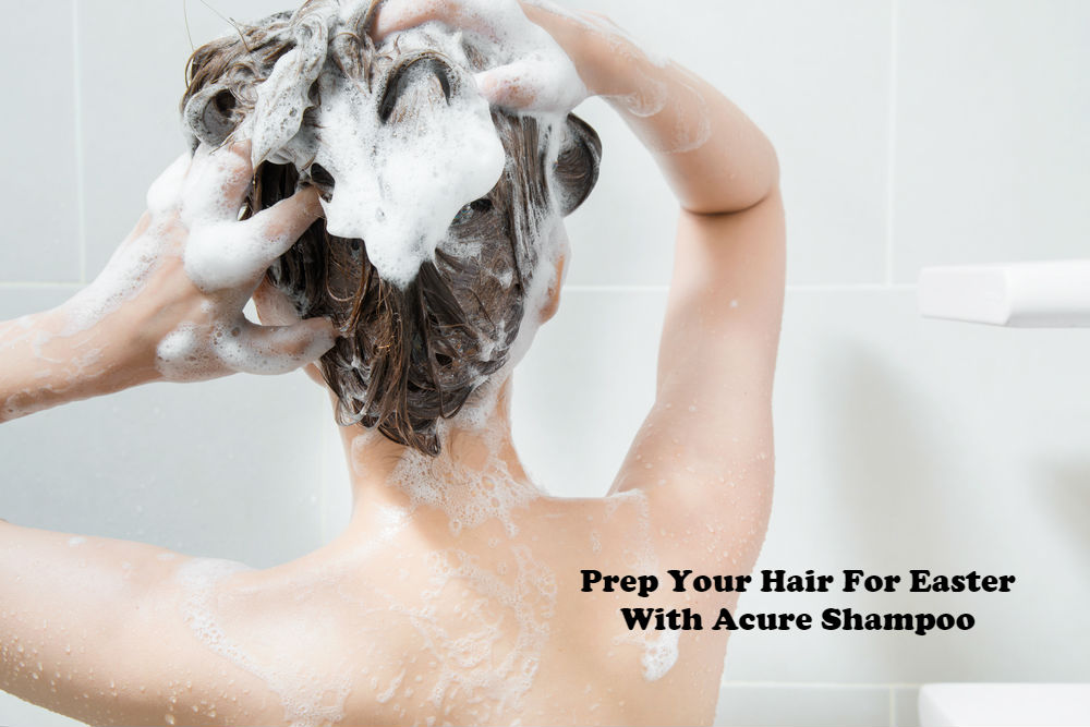 Prep Your Hair for Easter with Acure Shampoo article image by Love Thyself