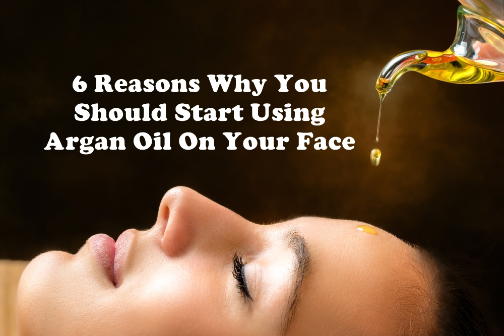 6 Reasons Why You Should Start Using Argan Oil On Your Face featured image by Love Thyself