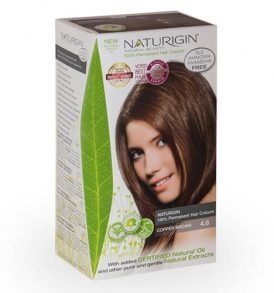 Naturigin – Natural Permanent Hair Colour Copper Brown 4.6 image by Love Thyself Australia