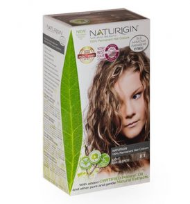 Naturigin – Natural Permanent Hair Colour Light Ash Blonde 8.1 image by Love Thyself Australia