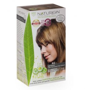 Naturigin – Natural Permanent Hair Colour Natural Medium Blonde 7.0 image by Love Thyself Australia