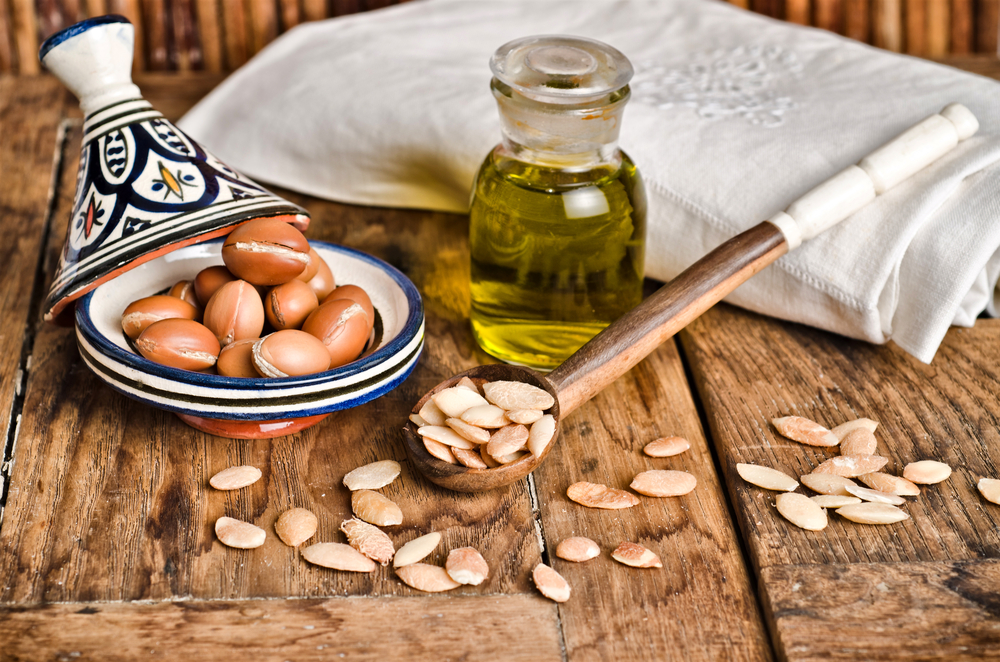 Argan oil image by Love Thyself