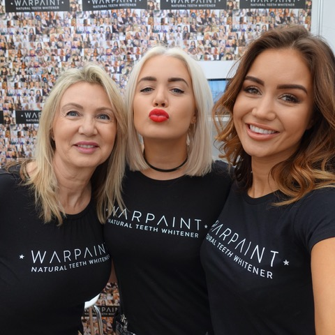 Warpaint Natural Teeth Whitener – Behind the Brand