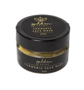 Golden Grind – Turmeric Face Mask Dry Powder 50g image by Love Thyself Australia