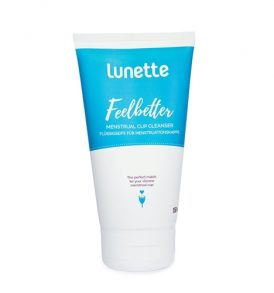 Lunette Menstrual Cup Cleanser 150ml image by Love Thyself Australia