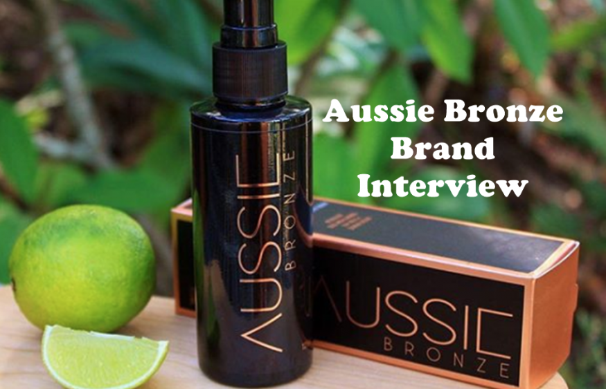 Aussie Bronze All Natural Instant Tan with No Fake Tan Smell