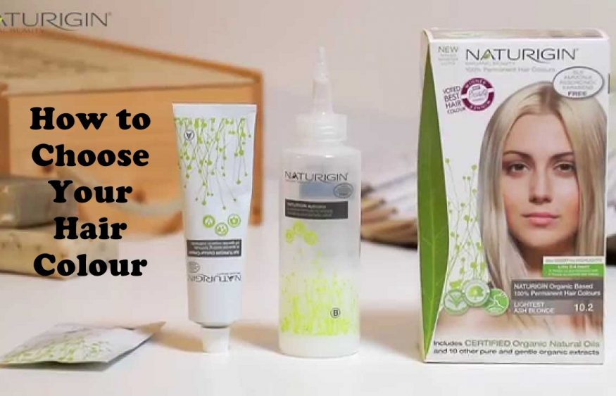 Naturigin – How to Choose Your Hair Colour