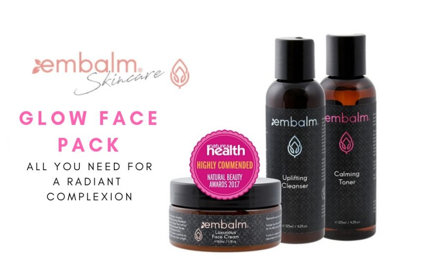 Embalm Skincare Get Your Glow Face Pack for Lacklustre Skin